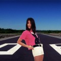 Black Jakarta Aircraft Seat Belt Model