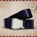 Packshot Airline Aircraft Seat Belt Blue Jodhpur