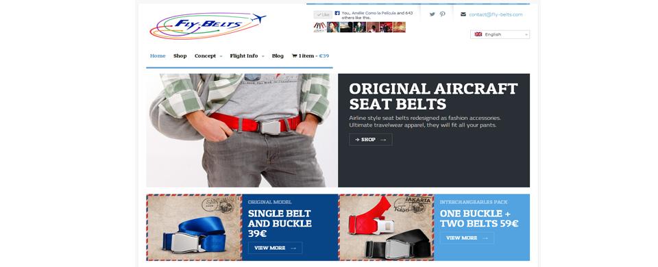 Fly-Belts Nouveau Site