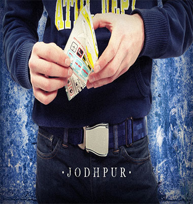 Bleu Jodhpur - 39€